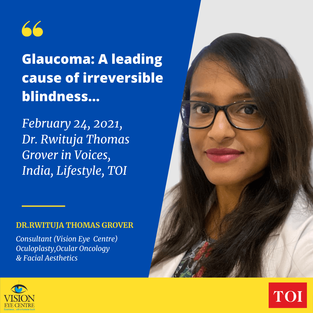 Glaucoma: A leading cause of irreversible blindness